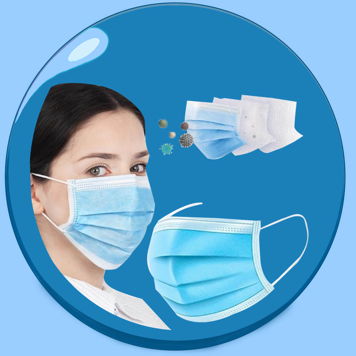 China Hygienic Products Against COVID19 manufacturer