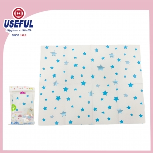 2 ply Disposable Baby multi-use pad