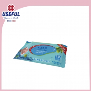 Baby Wet Wipe-10pcs/pack