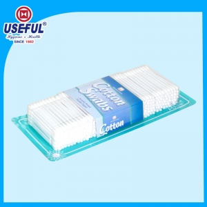 Cotton Swabs in Blister Card for Private Label