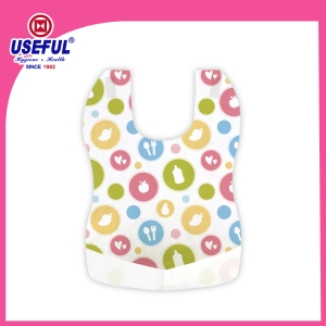 Disposable Baby Bib for Private Label