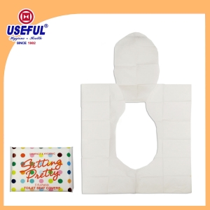 Flushable Toilet Seat Cover for Promotion