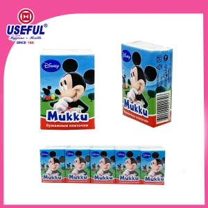 Licensed Tissue -Mini Pocket