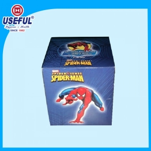 Mini Cube Box Tissue for Advertising ( 30's x 2 ply)