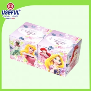 Mini Cube Box Tissue for Gift