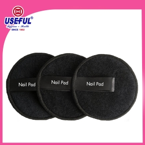 Reusable Nail Polish Remover Pad