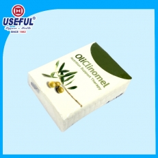 China Mini Pocket Tissue voor reclame (10 x 3 laags) fabriek