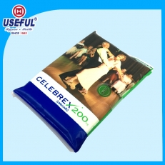 China Big Wallet Tissue for Advertising (10 x 3 ply) factory