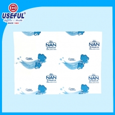China 2 ply Disposable Baby Scale Liner for Private Label factory