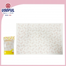 Fabbrica della Cina 2 ply Disposable Changing Mat