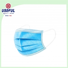 China 3 Layer Face Mask-Fabrik