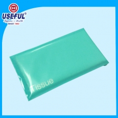 China Pack Tissue for Advertising (3 x 3 ply) factory