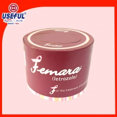 China Round Box Tissue for Premium factory