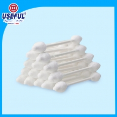 China Baby Cotton Swab factory