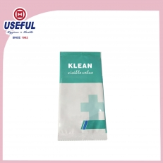 China Disinfection wet wipe(1pc/pack) factory