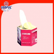 China Hexagonal Box Tissue voor Premium fabriek