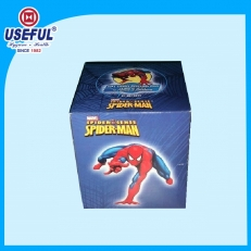 China Mini Cube Box Tissue for Advertising ( 30's x 2 ply)-Fabrik