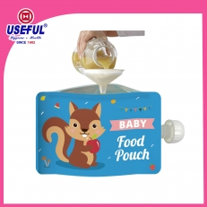 Кита Reusable Baby Food Pouch завод