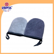 Chine Reusable Makeup Remover Pad - glove style usine
