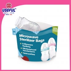 Кита Reusable Microwave Steam Sterilizer Bag завод