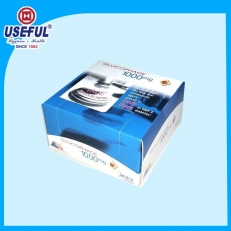 China Square Box Tissue for advertising-Fabrik